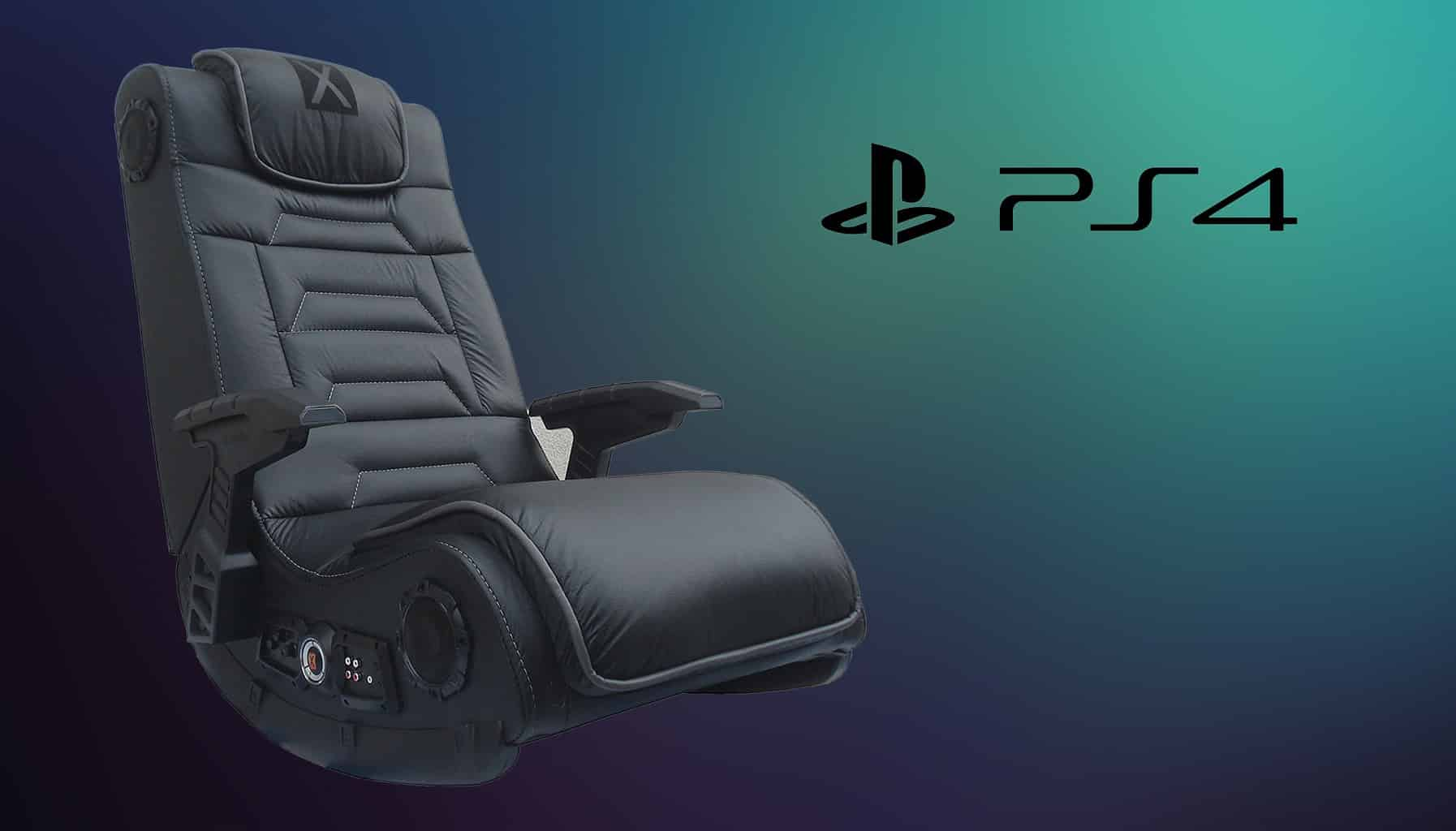 💺5 Best Gaming Chair for PS4 -Don't buy before Reading [2021]