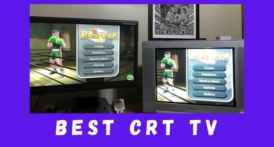 🖥️Best CRT TV For Retro Gaming – 2021 [Reviews]