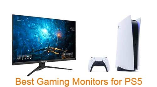 ✅Best Gaming Monitor for PS5 – Latest Picks [2021]