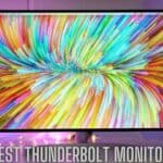 best thunderbolt monitors