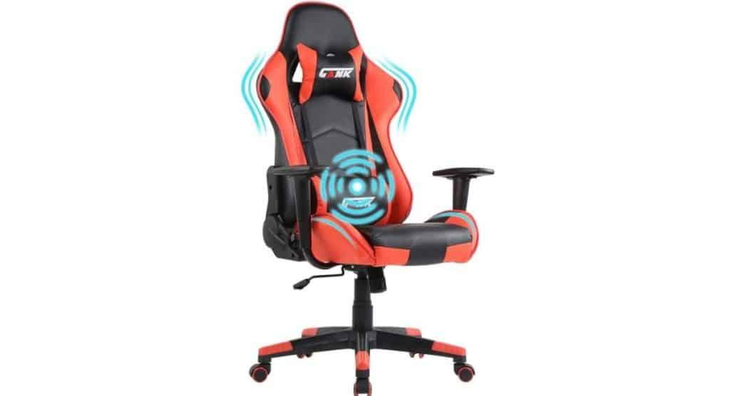 merax purple gaming chair