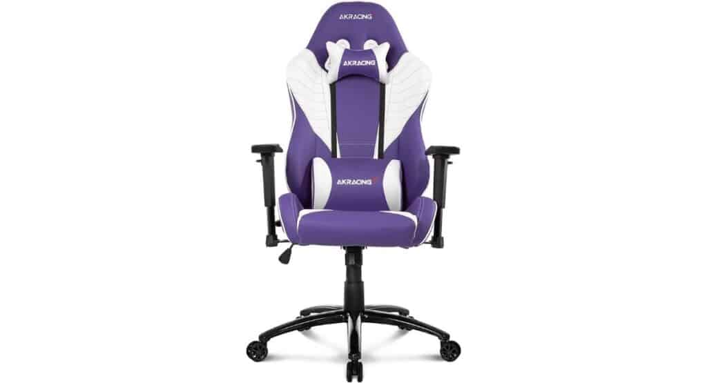 deep purple gaming chairs