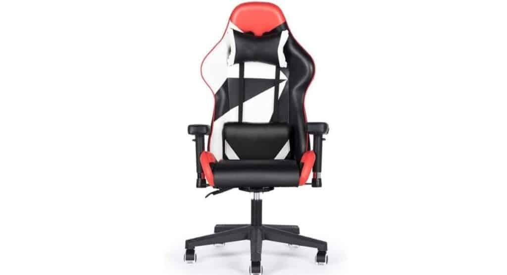 vitesse purple gaming chair