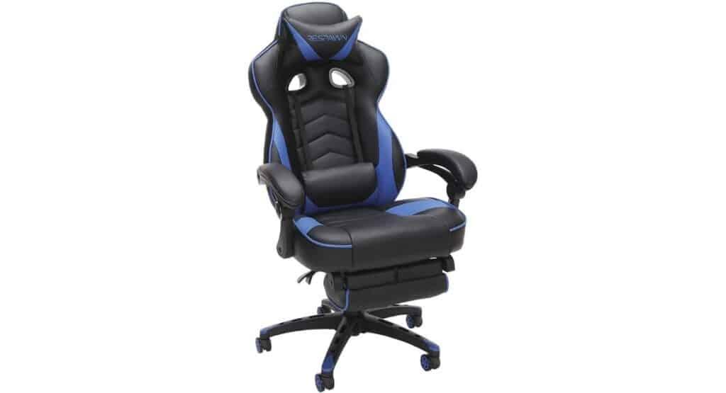 homall purple gaming chair